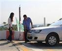 科目二如何控制坡道停车与起步