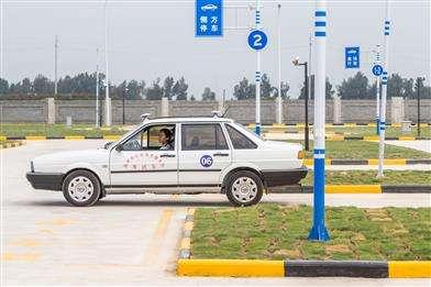 上海大众驾校:科目二做好这几点,通过率能提高90%
