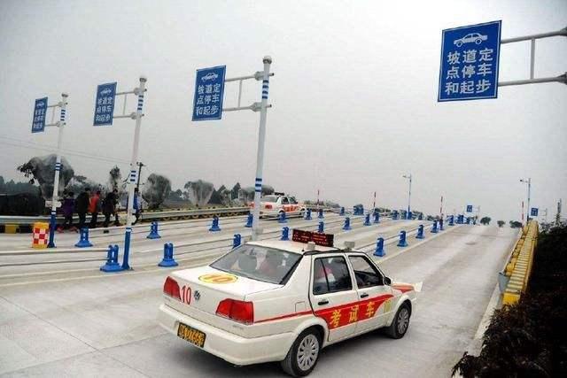 上海考驾照科目二重点技巧总结