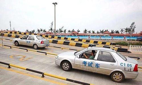 上海考驾照讲述练车场和考试场的区别