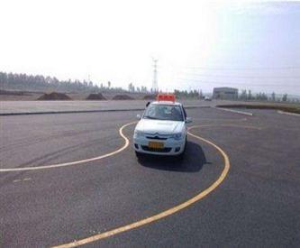 曲线行驶技巧详解,看了必过!