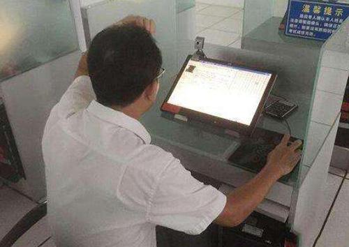学员参加科目四考试
