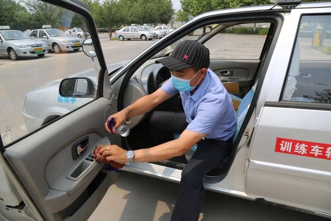 合肥考驾照的学员疫情防控期间怎么学车?