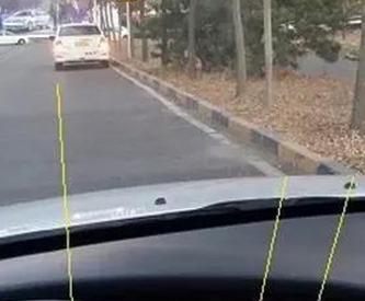 无锡科目三靠边停车注意点