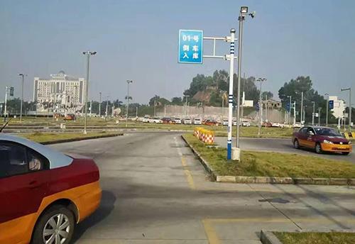 深圳学车训练场