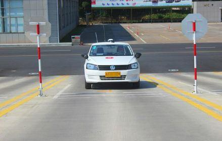 杭州科二科三调整30公分边距,掌握好这三点就够了!