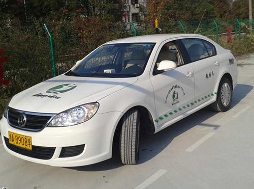 杭州驾校训练车