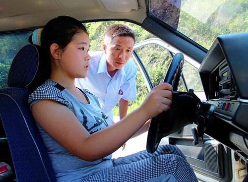 高考之后开始学车的学员
