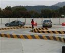 青岛科目二曲线行驶如何防止压线?